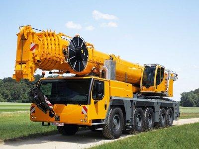 Аренда автокрана, грузоподъемность 160 тонн